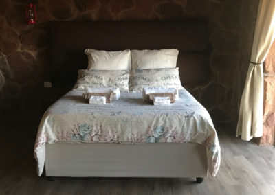 Angels Rock Herritage Cottage Bedroom New 2